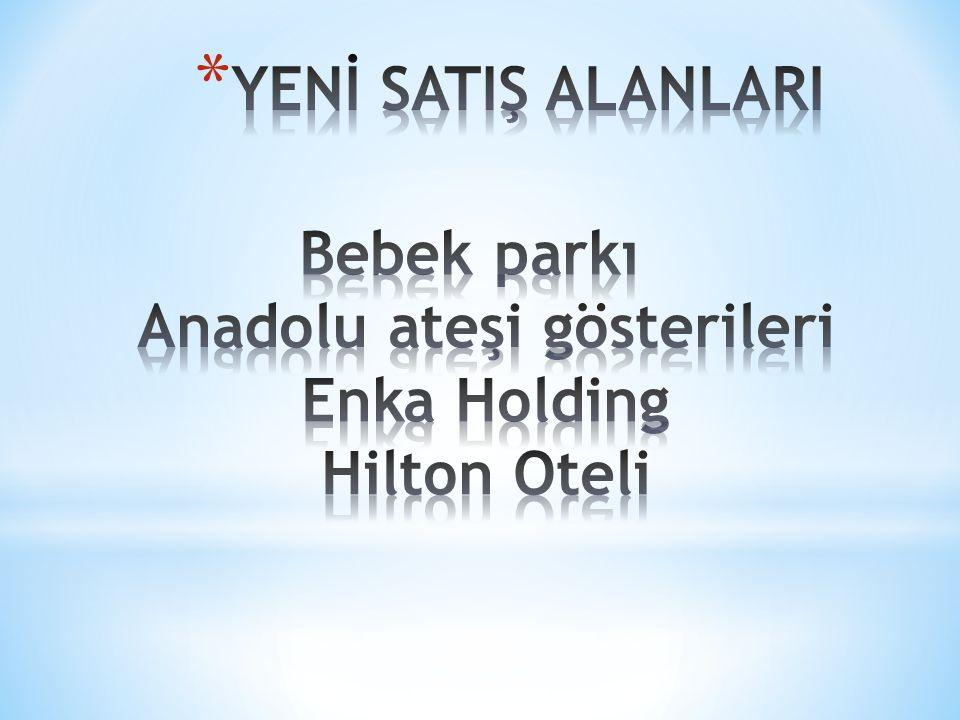 Bebek parkı Anadolu ateşi gösterileri Enka Holding Hilton Oteli