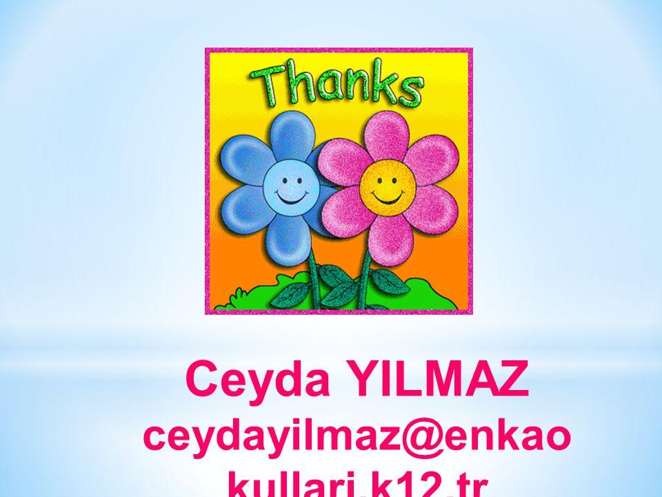 Ceyda YILMAZ ceydayilmaz@enkaokullari.k12.tr
