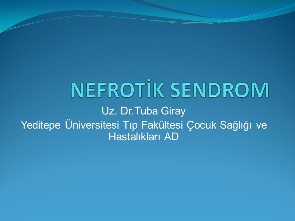 Yeditepe Üniversitesi Tıp Fakültesi Çocuk Sağlığı ve Hastalıkları AD