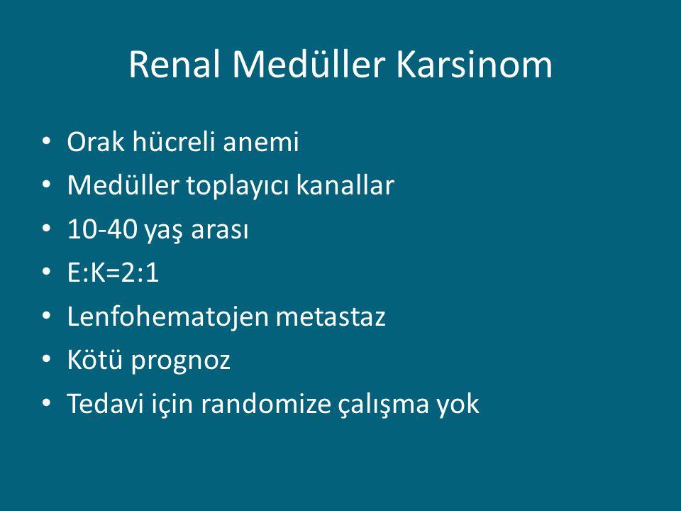 Renal Medüller Karsinom
