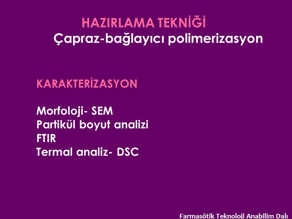 Çapraz-bağlayıcı polimerizasyon