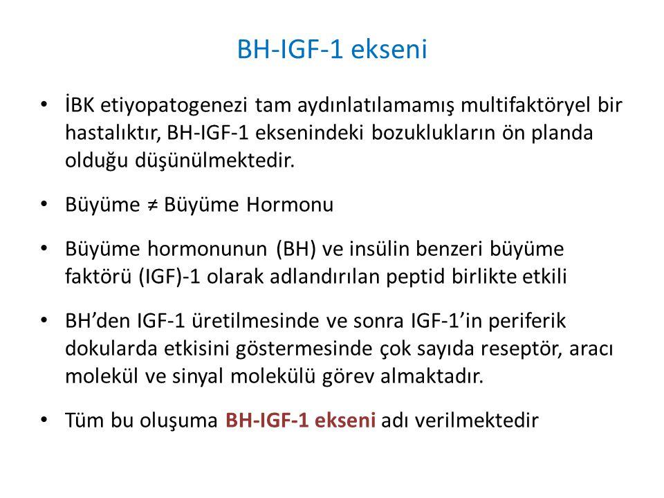 BH-IGF-1 ekseni