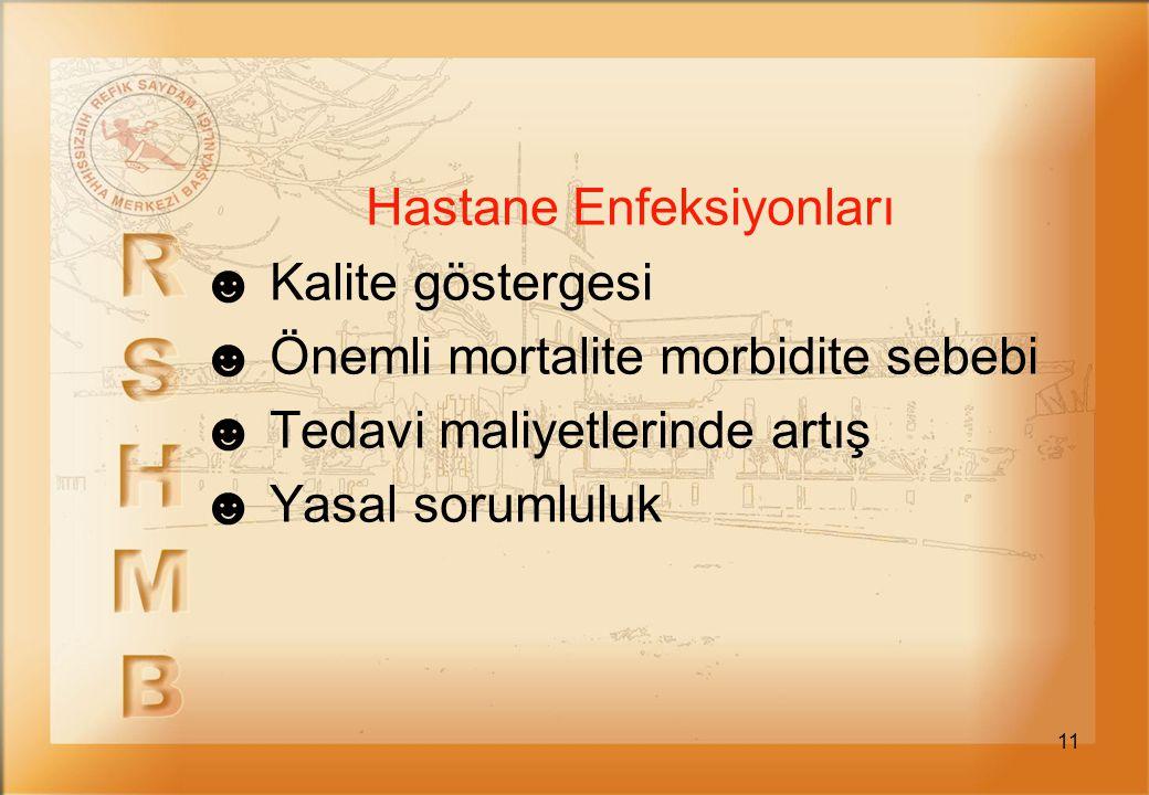 Hastane Enfeksiyonları