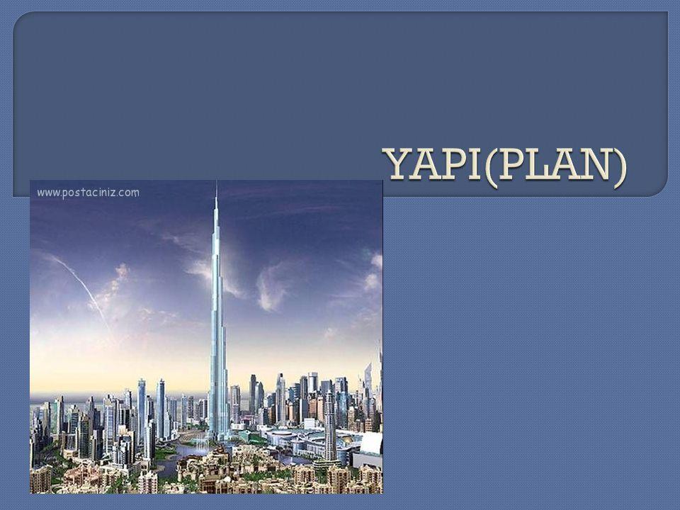 YAPI(PLAN)