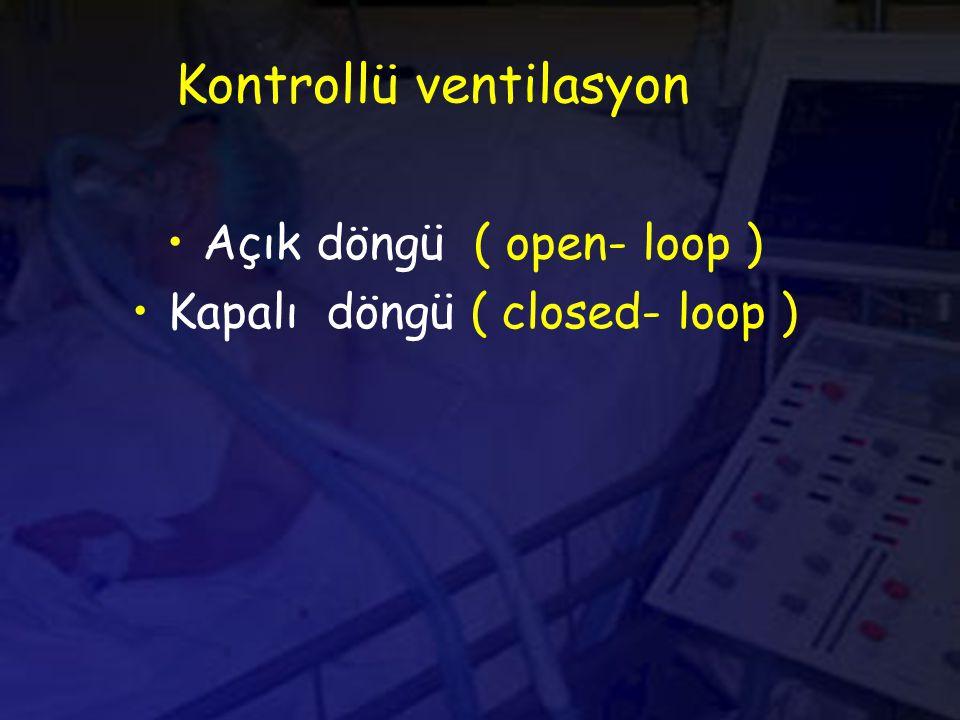 Kontrollü ventilasyon