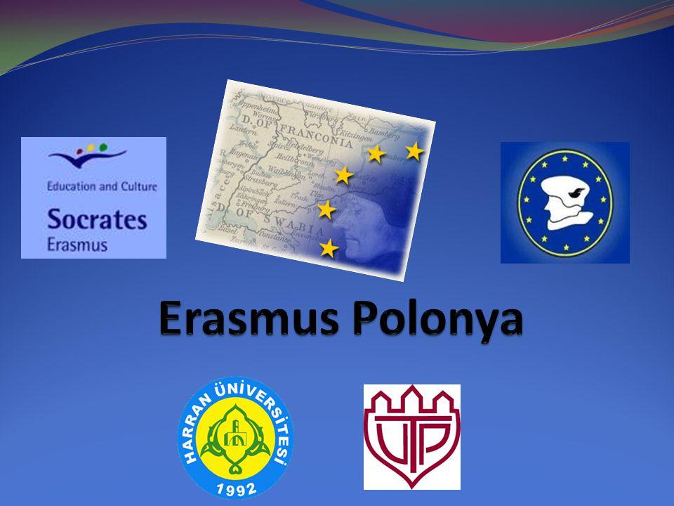 Erasmus Polonya