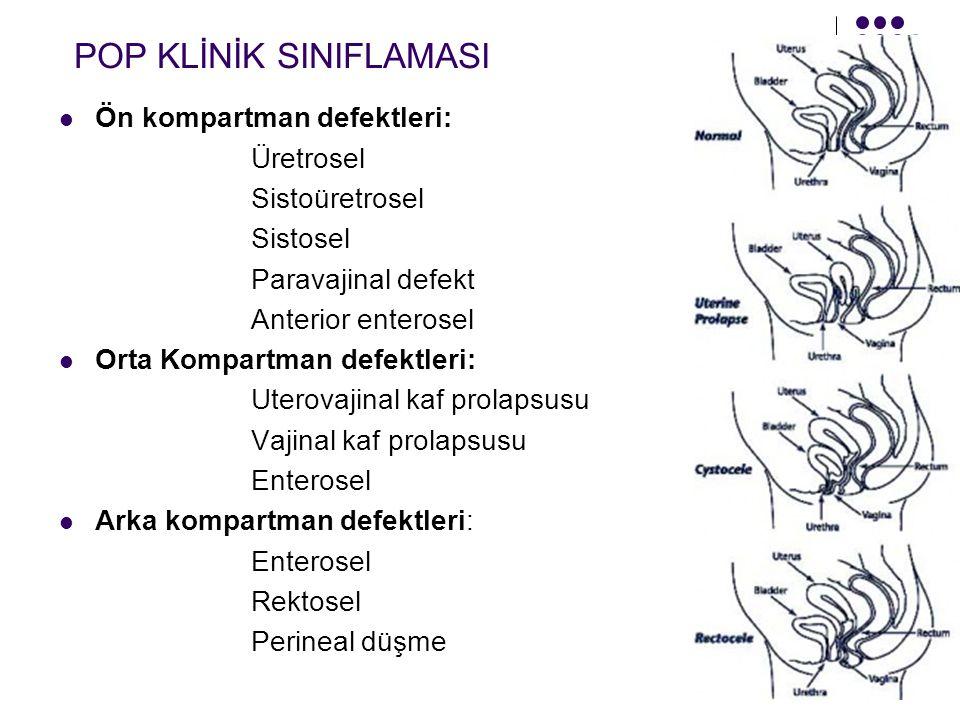 POP KLİNİK SINIFLAMASI