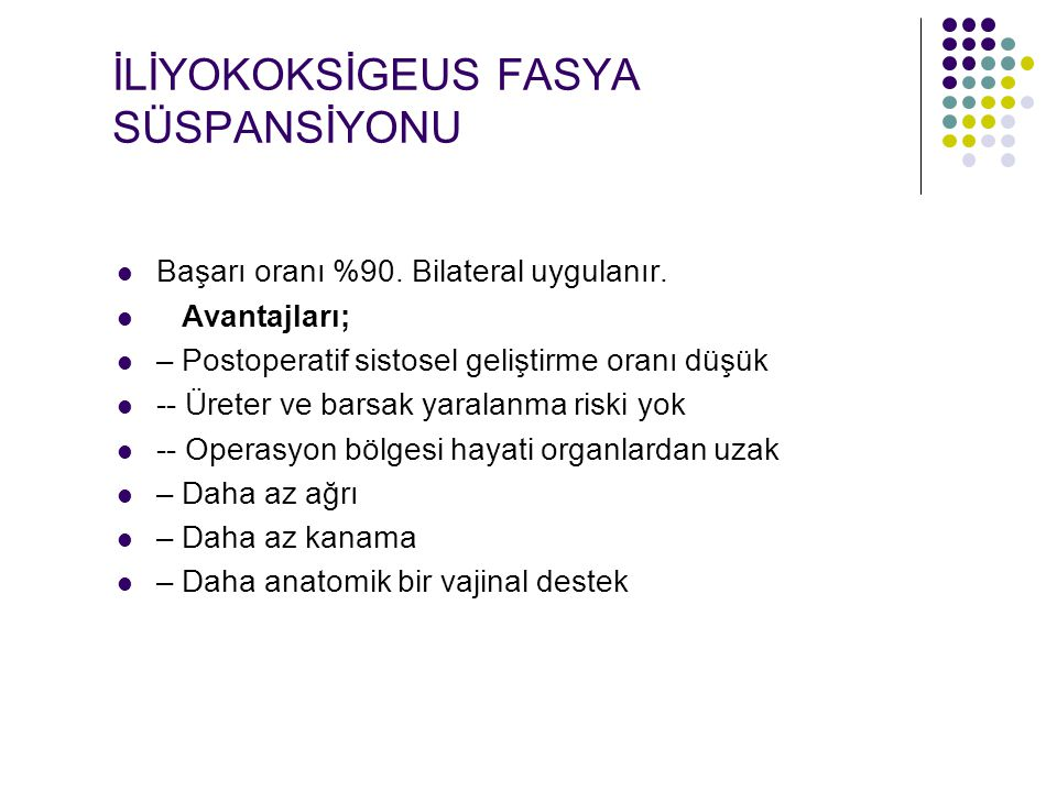 İLİYOKOKSİGEUS FASYA SÜSPANSİYONU
