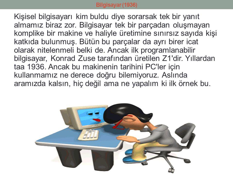 Bilgisayar (1936)