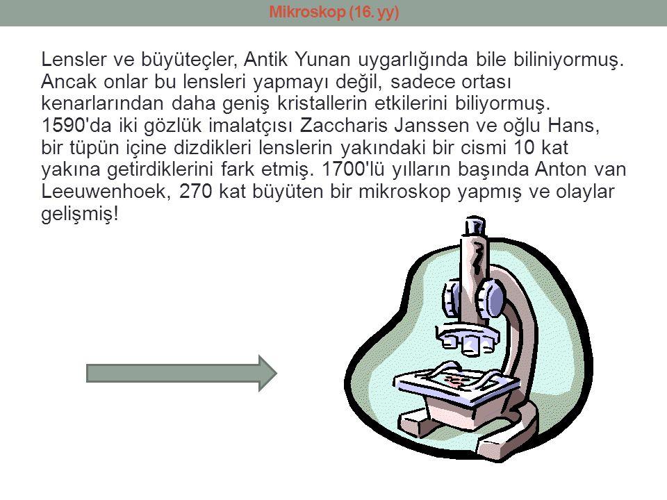 Mikroskop (16. yy)