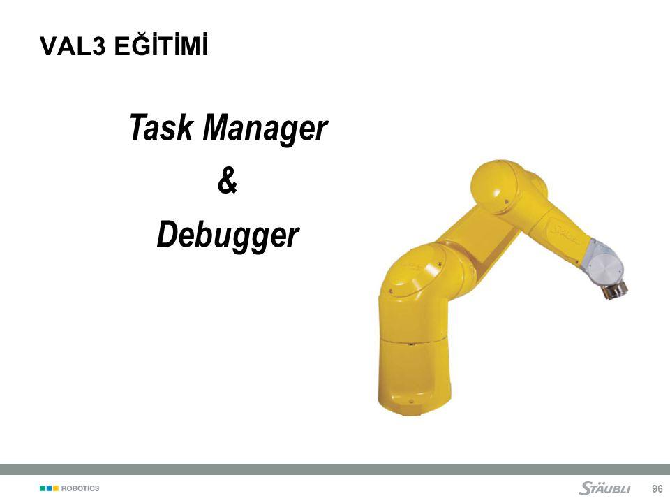 Task Manager & Debugger