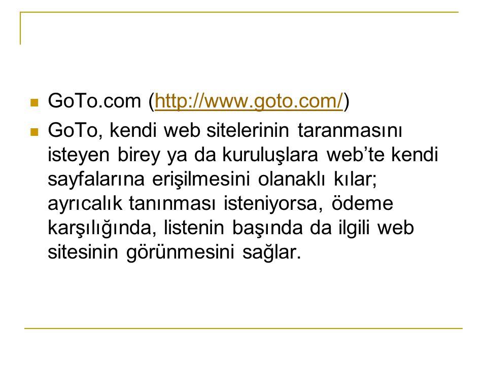 GoTo.com (http://www.goto.com/)