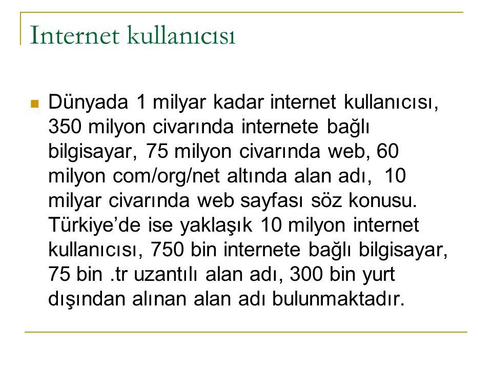 Internet kullanıcısı