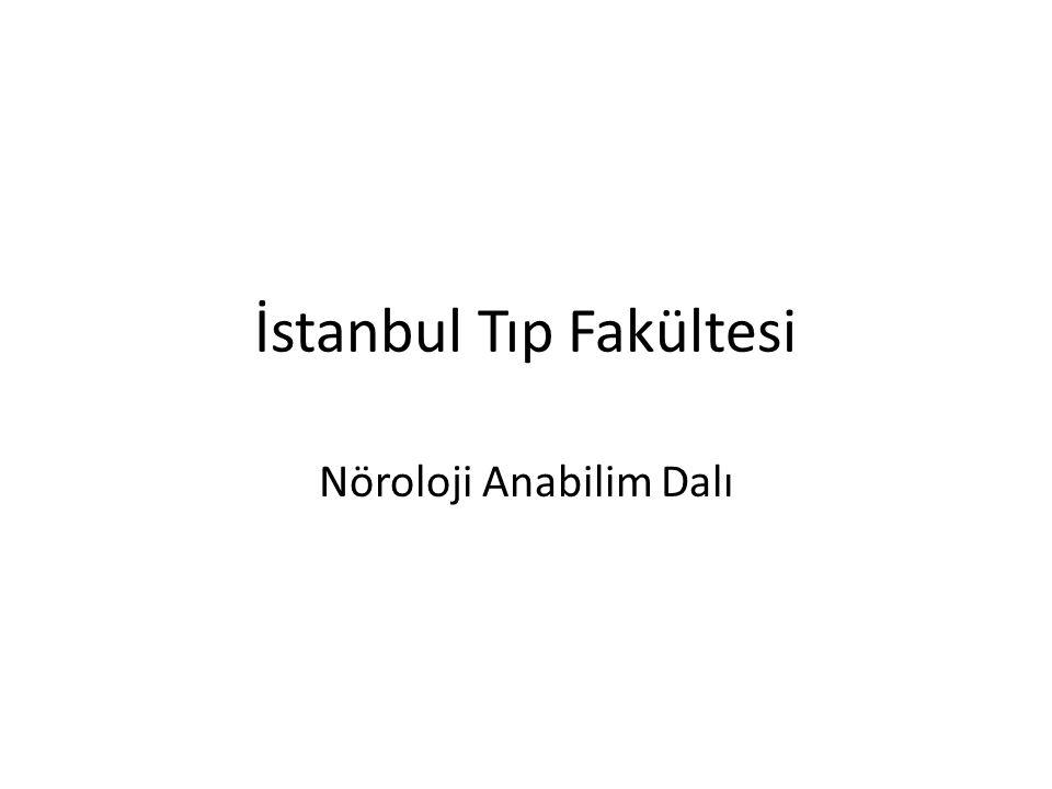 İstanbul Tıp Fakültesi