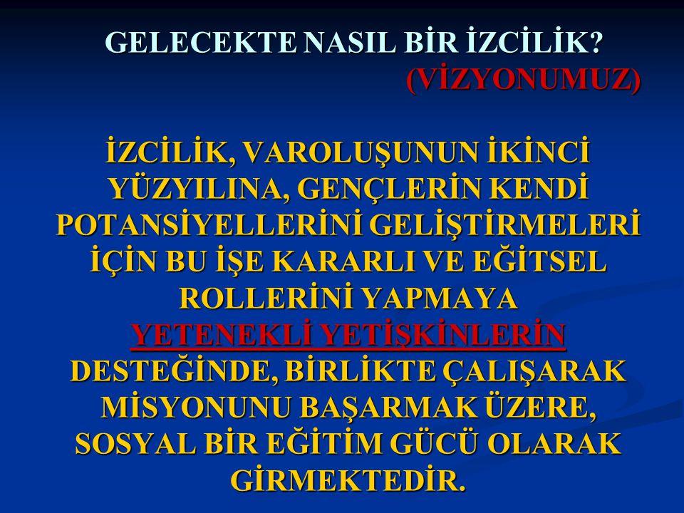 GELECEKTE NASIL BİR İZCİLİK
