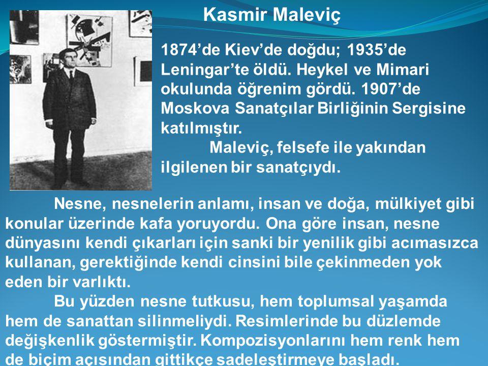 Kasmir Maleviç