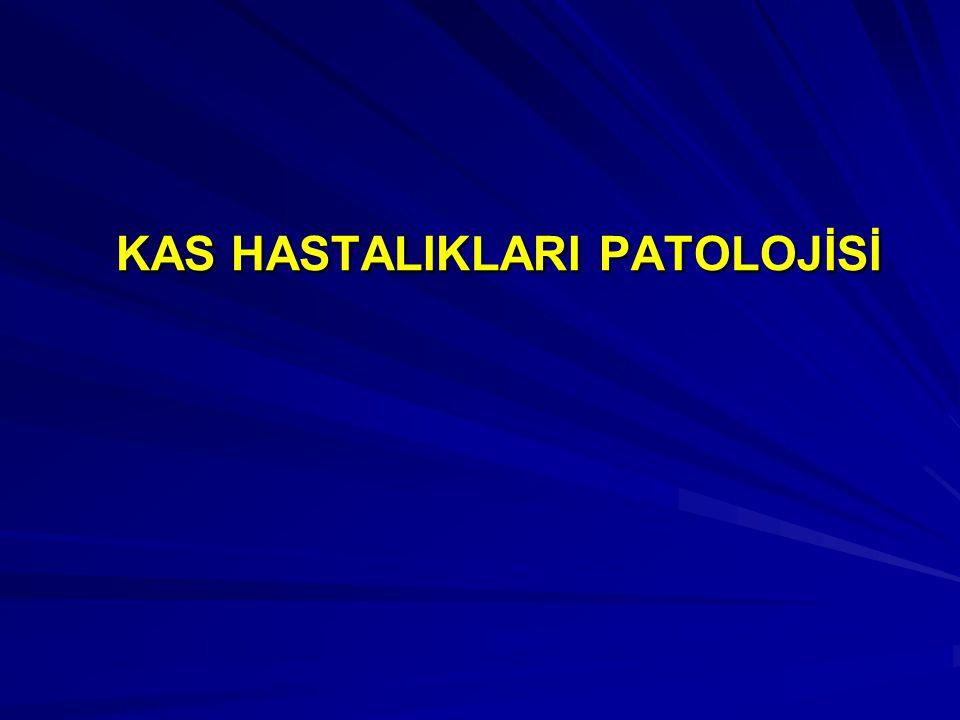 KAS HASTALIKLARI PATOLOJİSİ