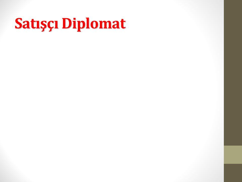 Satışçı Diplomat