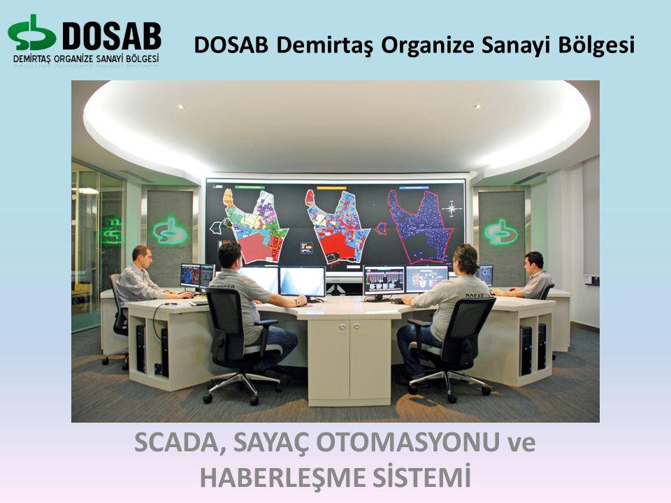 DOSAB Demirtaş Organize Sanayi Bölgesi