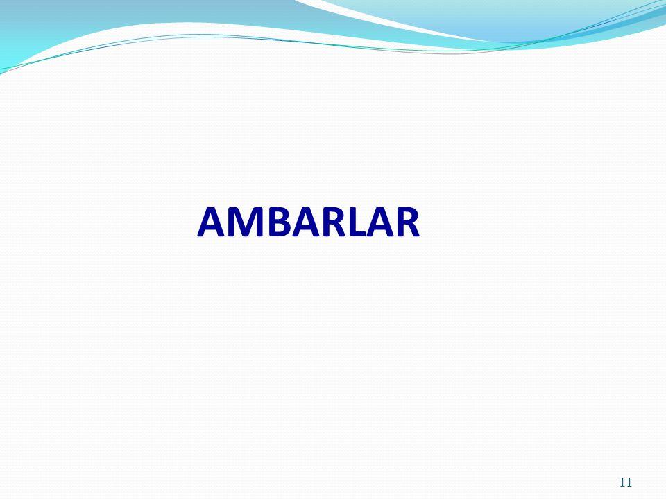 AMBARLAR
