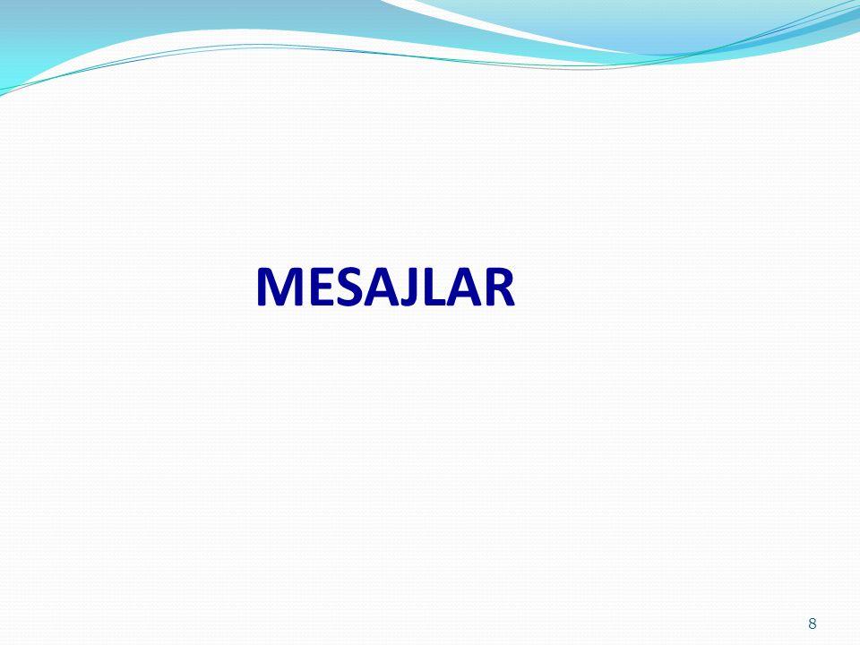 MESAJLAR