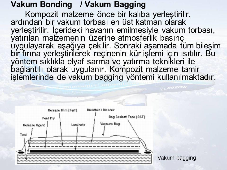 Vakum Bonding / Vakum Bagging