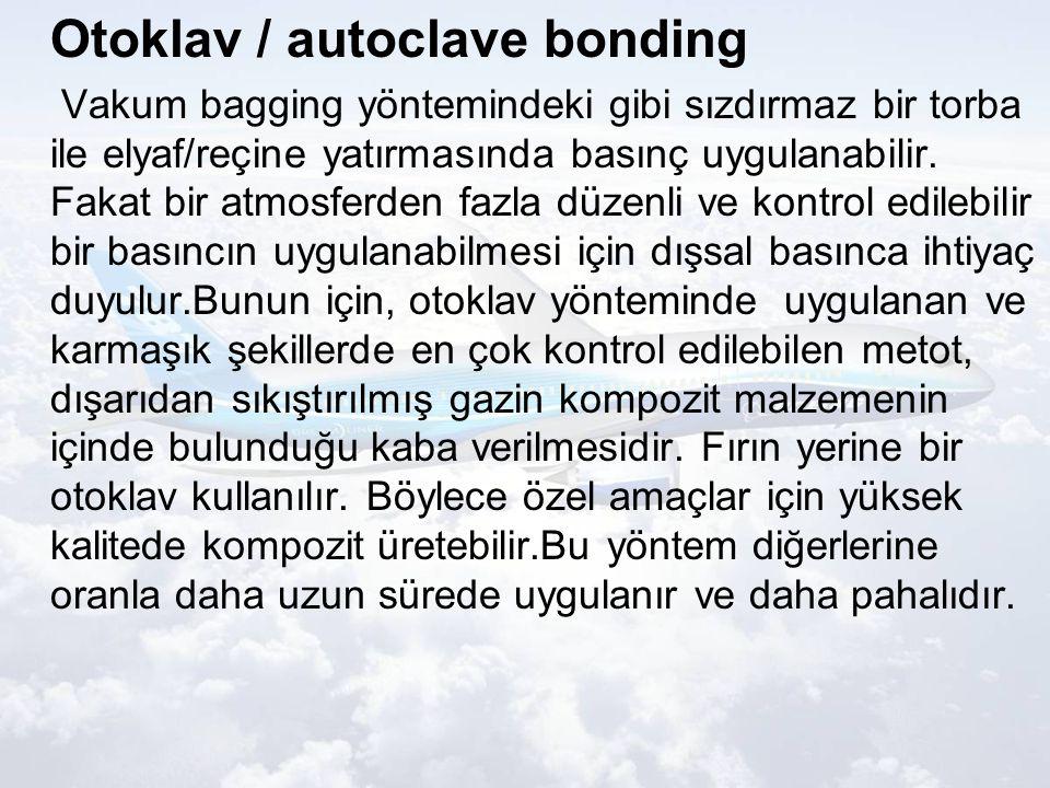 Otoklav / autoclave bonding