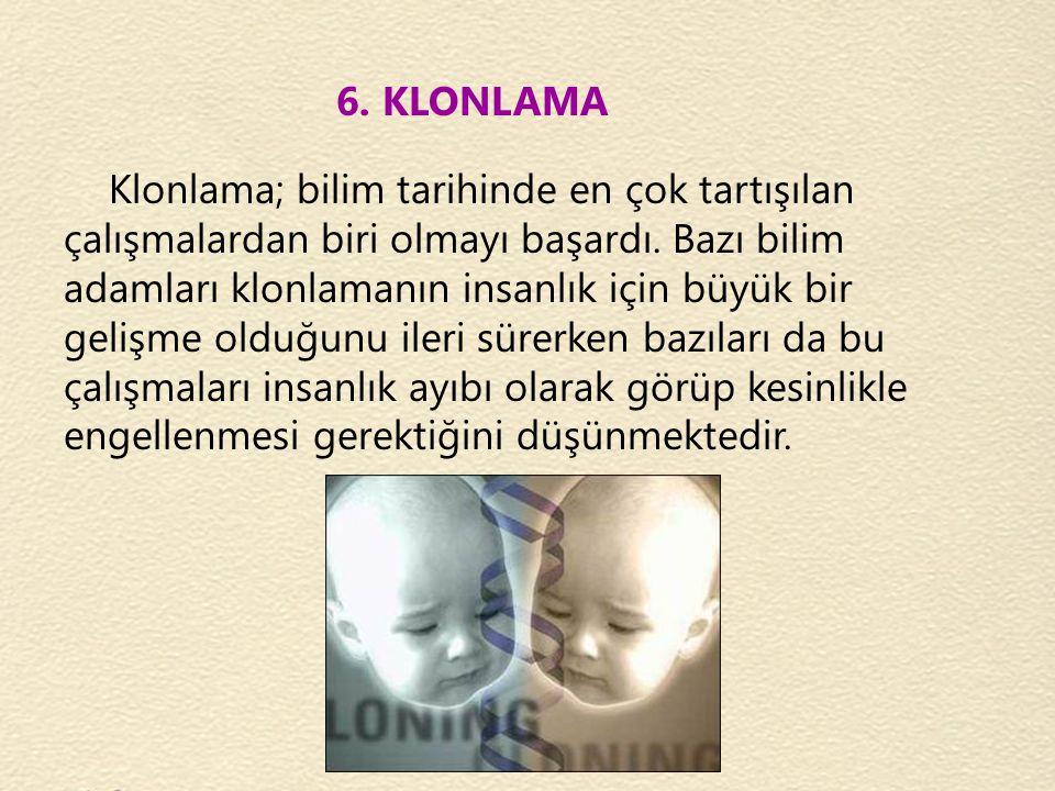 6. KLONLAMA