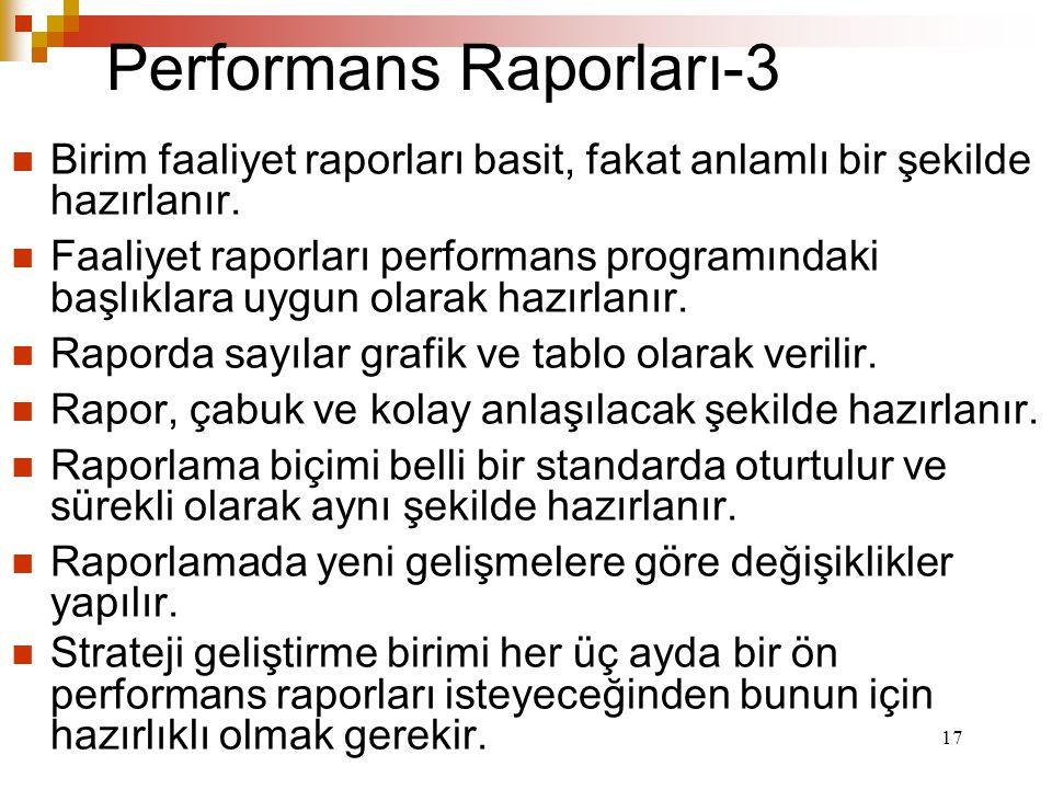 Performans Raporları-3