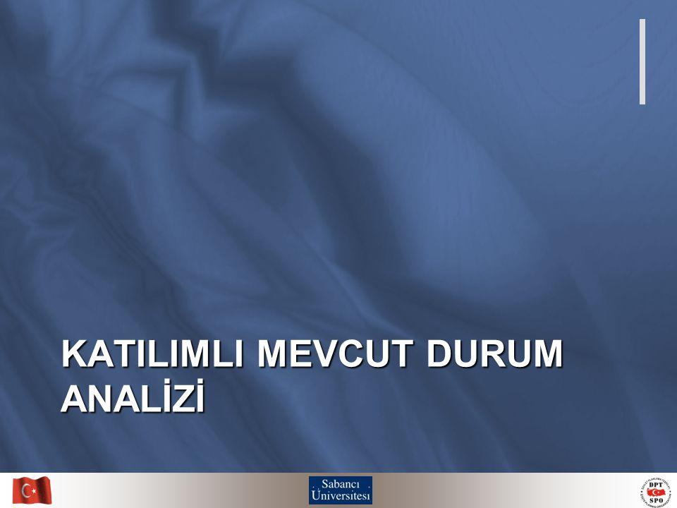 KatILIMLI MEVCUT DURUM ANALİZİ