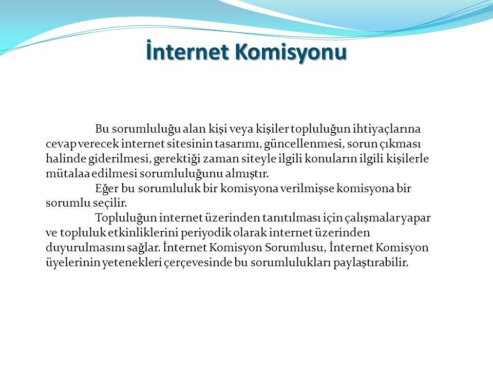 İnternet Komisyonu