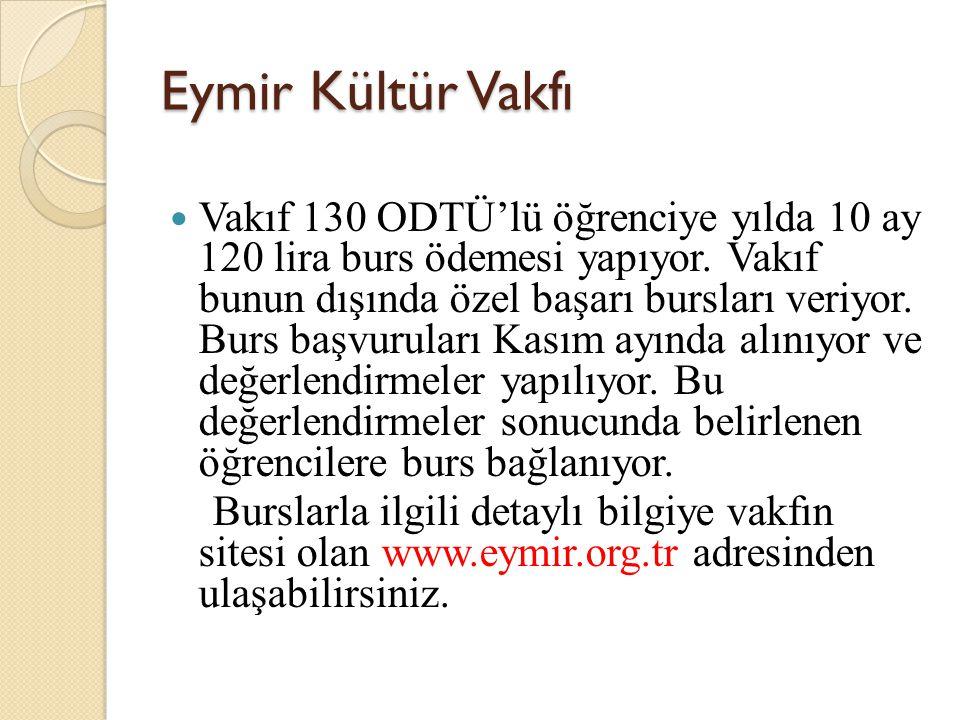 Eymir Kültür Vakfı