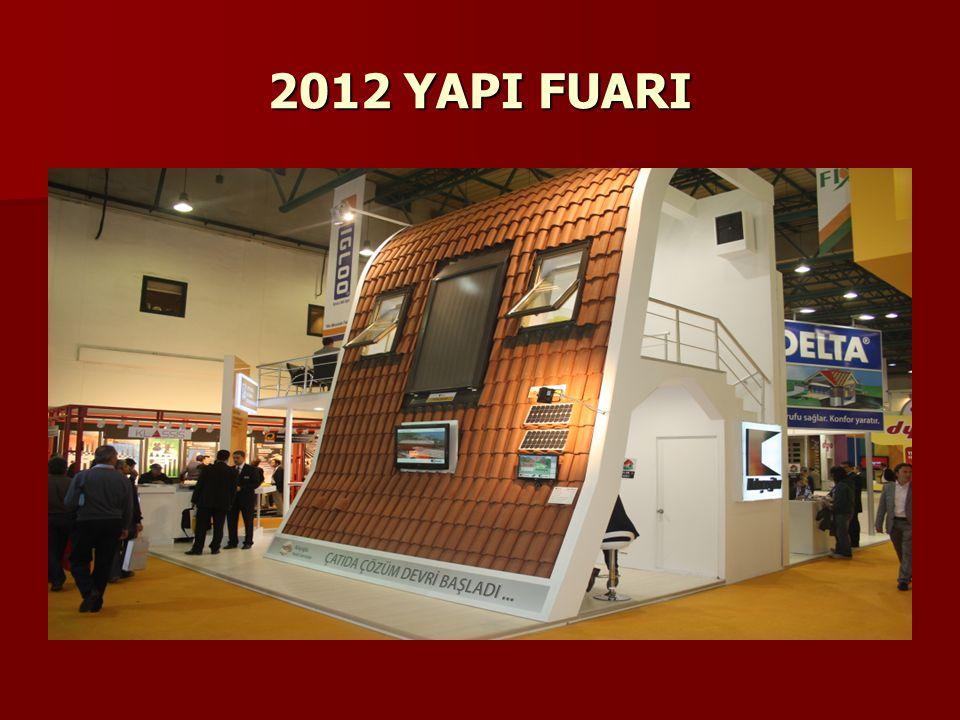 2012 YAPI FUARI