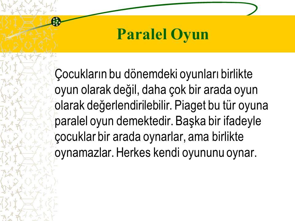 Paralel Oyun