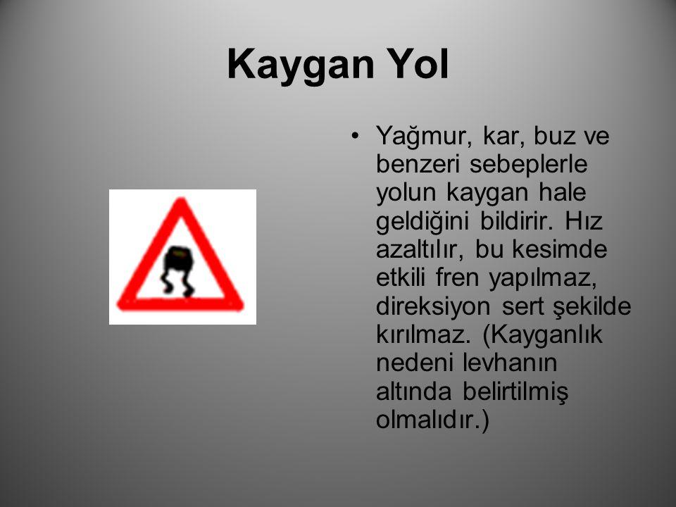Kaygan Yol