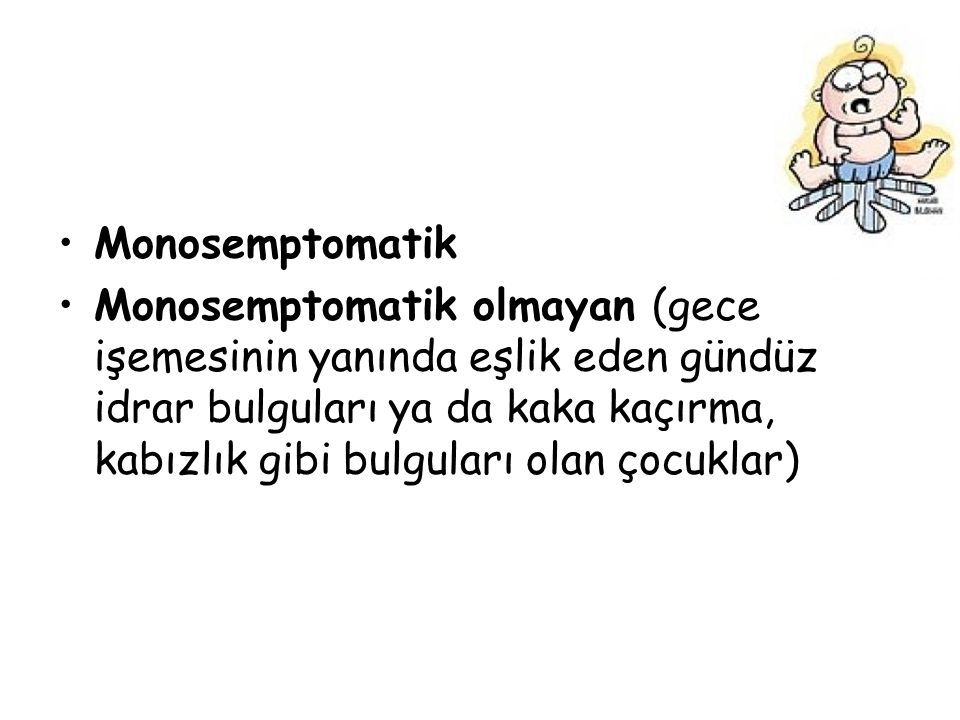 Monosemptomatik