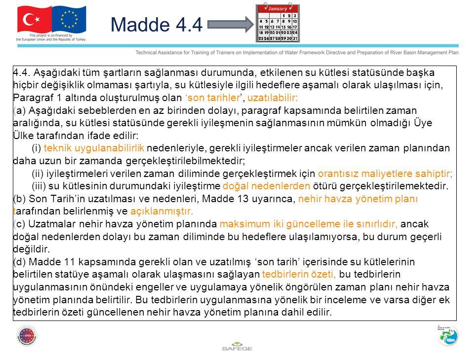 Madde 4.4