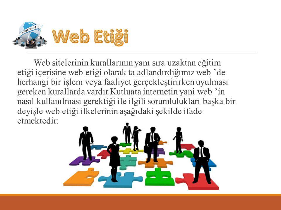 Web Etiği