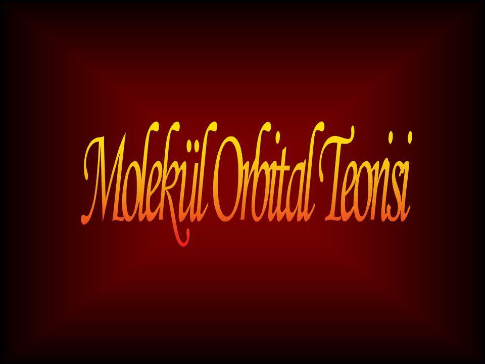 Molekül Orbital Teorisi