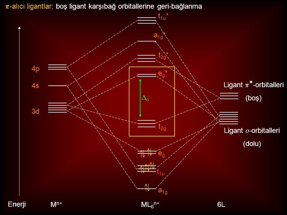 Ligant -orbitalleri