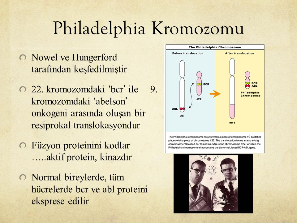 Philadelphia Kromozomu