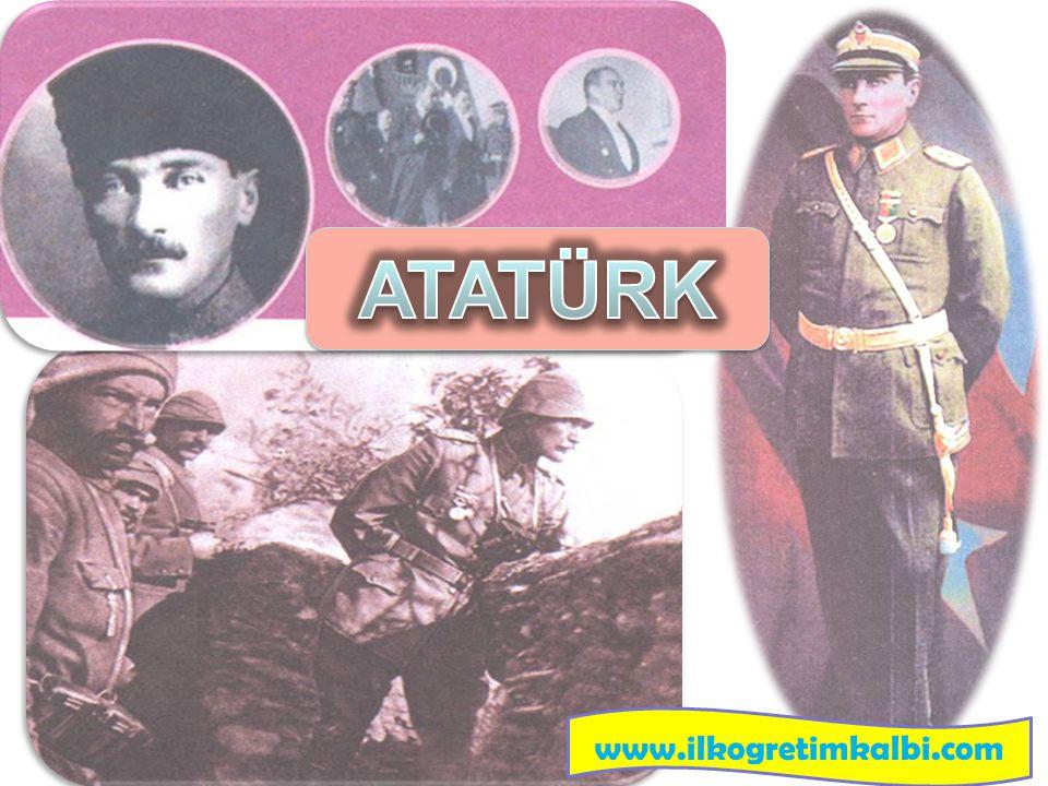 ATATÜRK www.ilkogretimkalbi.com