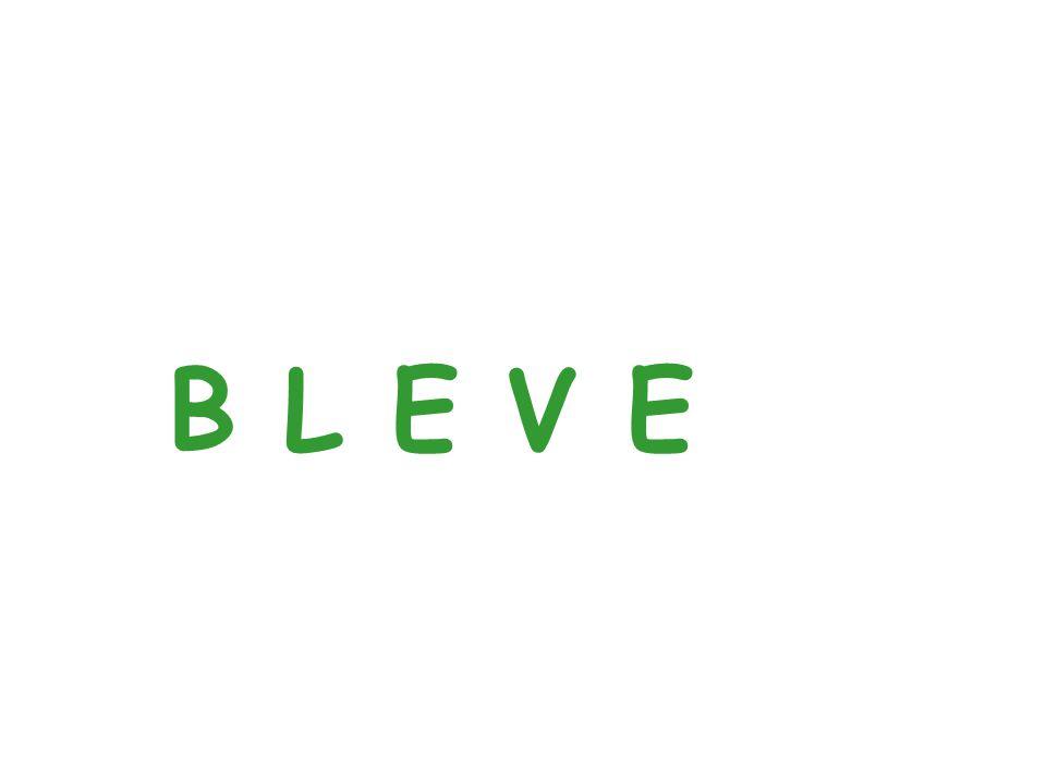 B L E V E