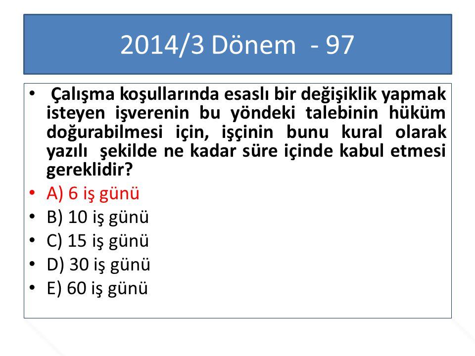 2014/3 Dönem - 97