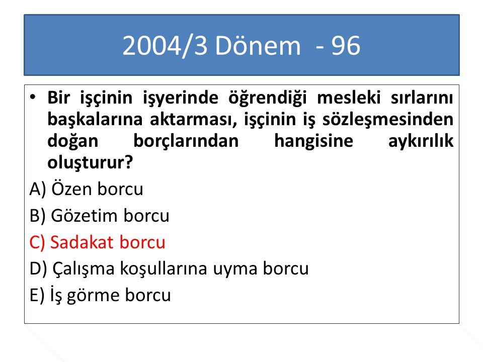 2004/3 Dönem - 96