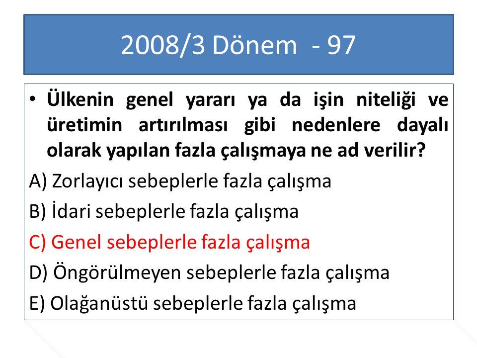 2008/3 Dönem - 97