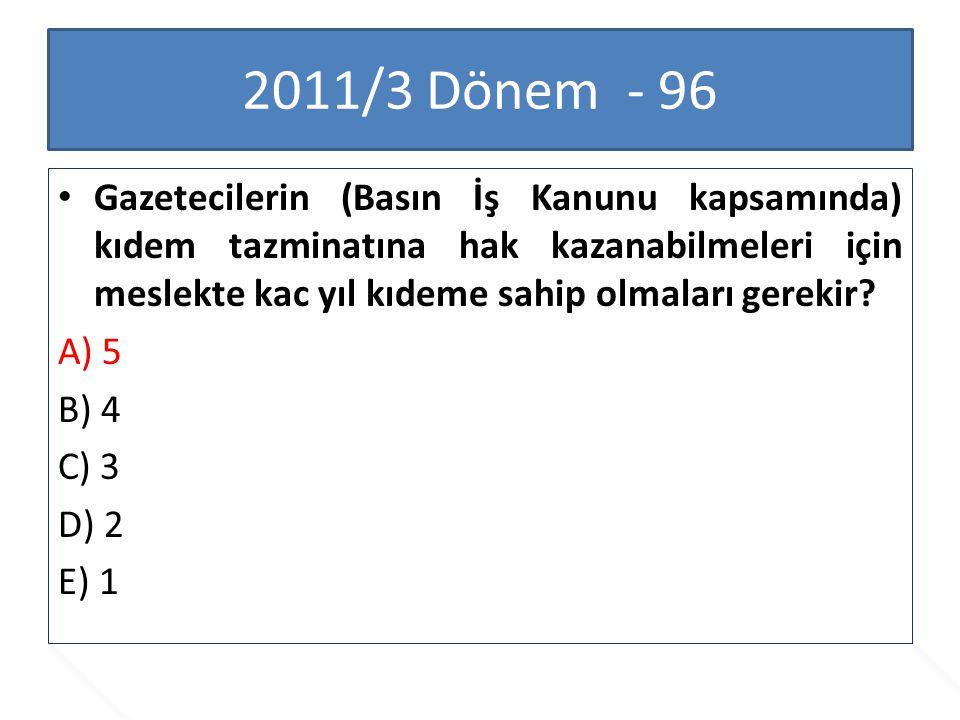 2011/3 Dönem - 96