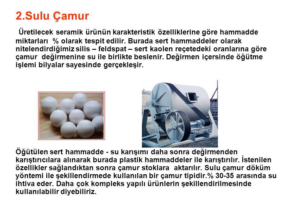 2.Sulu Çamur