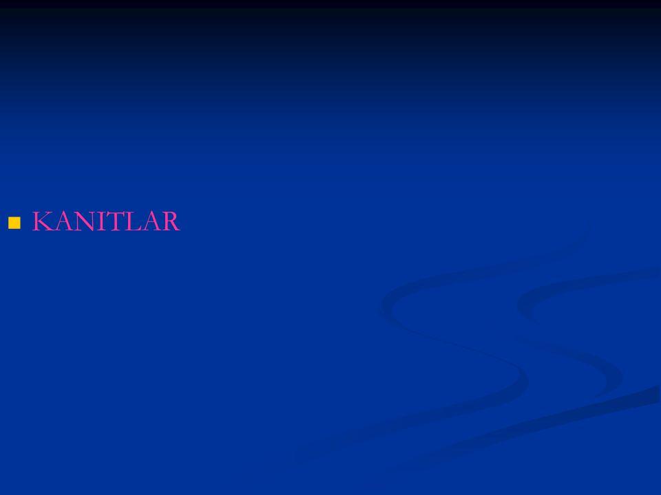 KANITLAR