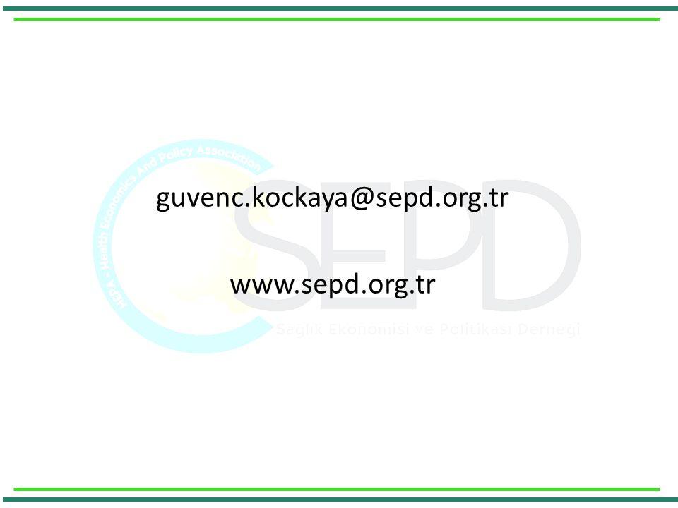 guvenc.kockaya@sepd.org.tr www.sepd.org.tr